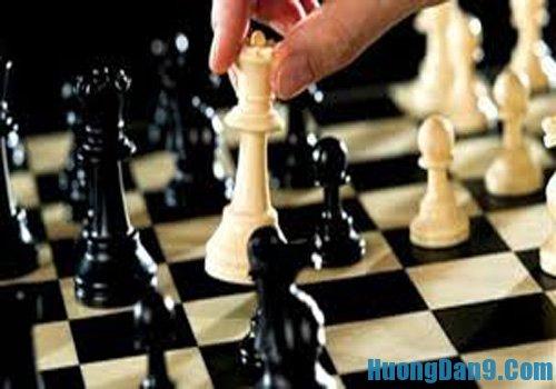 Cách thức và luật chơi cờ vua