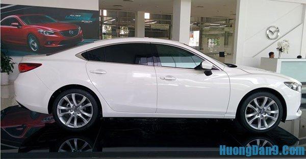 Sinh viên mua Mazda 6 2015 hay camry hay BWM 320i