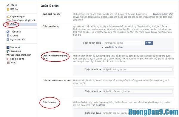 Làm thế nào để chặn lời mời chơi trò chơi trên facebook? Hướng dẫn cách chặn, từ chối lời mời chơi trò chơi trên facebook