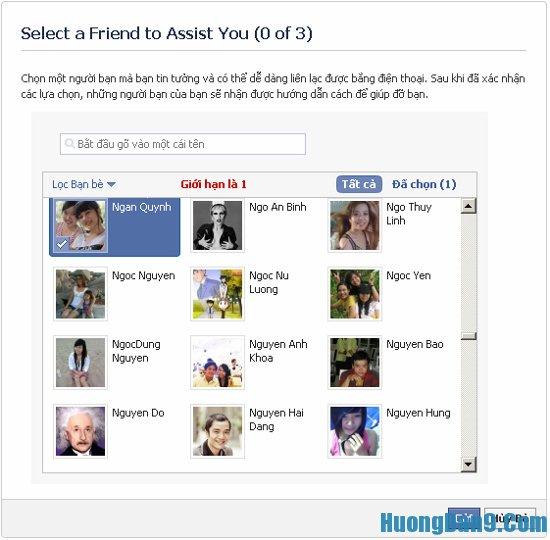Cách đơn giản giúp bạn lấy lại mật khẩu Facebook dễ dàng