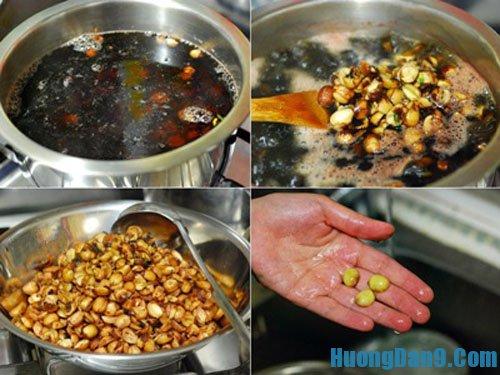 Cách làm nhân hạt sen cho bánh Trung thu ngon