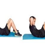 Hướng dẫn 5 bài tập bụng 6 múi hiệu quả tại nhà