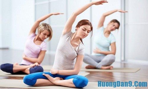 Hướng dẫn những nguyên tắc cơ bản trong việc tập luyện yoga đúng cách bạn nên biết