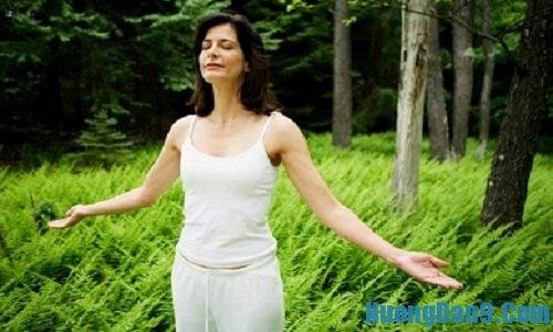 Hướng dẫn cách hít thở đúng cách trong tập luyện yoga