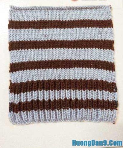 Hướng dẫn cách đan găng tay len hở ngón cực đẹp