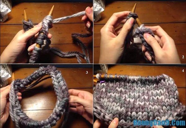 Hướng dẫn chi tiết cách đan mũ len Helsinki Hàn Quốc đẹp đúng chuẩn nhất