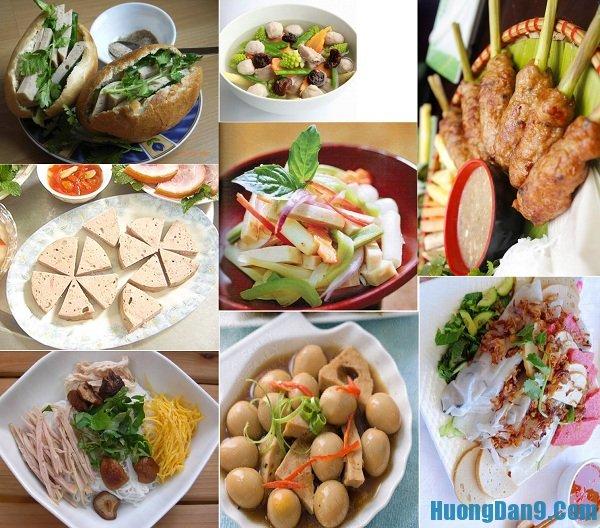 Những món ăn ngon được chế biến từ giò sống tự làm