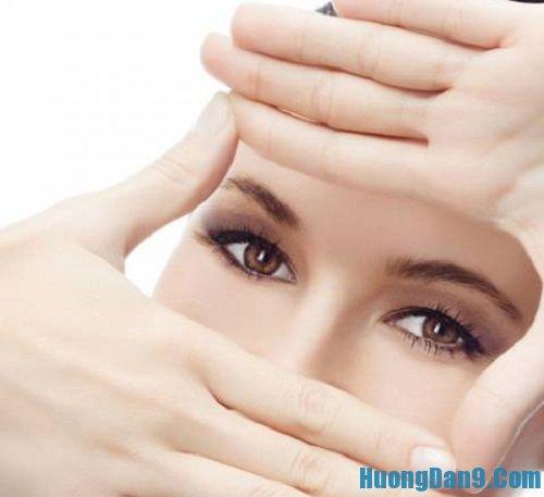 Hướng dẫn cách trị thâm quầng mắt