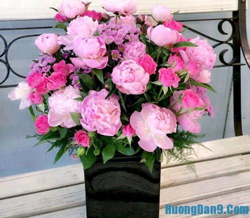 Cách cắm hoa tươi cơ bản nhất