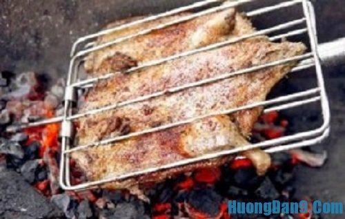 Hướng dẫn chi tiết cách làm vịt nướng vân đình cực ngon tại nhà