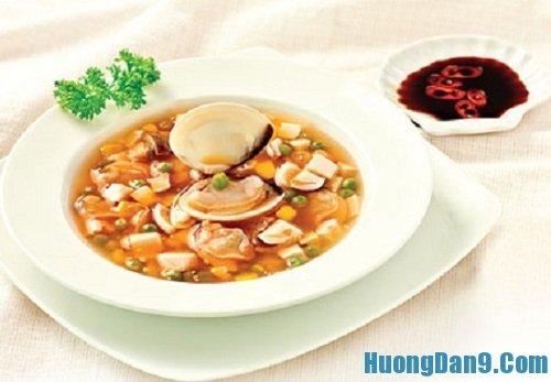 Hướng dẫn cách làm súp nghêu chua cay ngon hấp dẫn