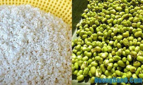 Hướng dẫn cách trị giời leo hiệu quả bằng gạo nếp và đỗ xanh