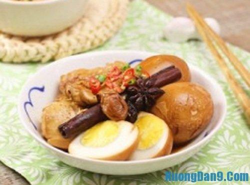 Hướng dẫn cách làm đậu phụ kho trứng ngon tại nhà