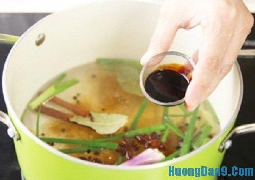Hướng dẫn chi tiết cách làm đậu phụ kho trứng