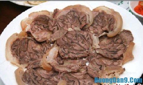 Hướng dẫn cách làm thịt bò kho tương thơm ngon đậm vị