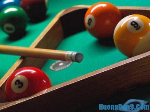 Hướng dẫn cách chơi bida cơ bản và nâng cao
