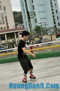 Hướng dẫn trượt patin cho người mới chơi