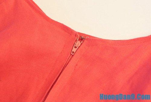 Hướng dẫn may váy xòe đơn giản cho người không chuyên, hướng dẫn may váy xòe cơ bản đẹp