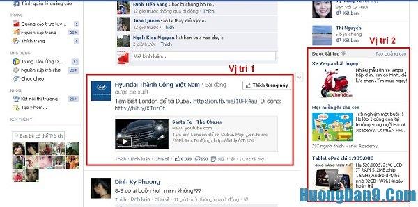 Có những cách quảng cáo trên Facebook nào hiện nay?