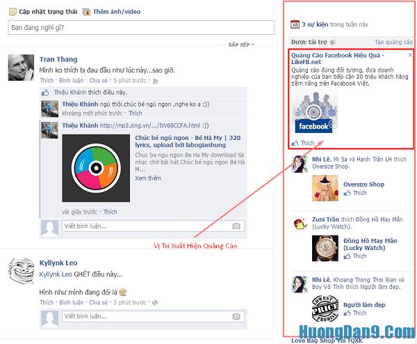 Làm thế nào để tăng hiệu quả quảng cáo trên Facebook?