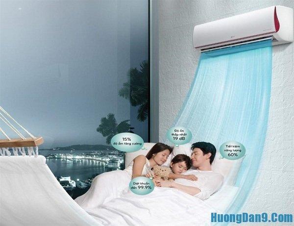 Nên sử dụng điều hòa trong phòng có cửa kính