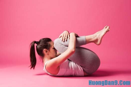 Bài tập yoga giảm cân an toàn, hướng dẫn bài tập yoga giảm cân