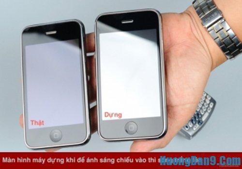 Cách kiểm tra iPhone, iPad, iPod và iMac giả