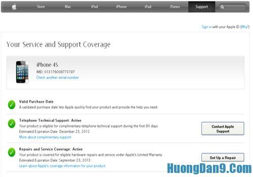 Hướng dẫn cách kiểm tra iPhone, iPad, iPod và iMac giả đơn giản nhất