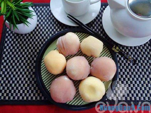 Hướng dẫn làm bánh Trung thu kem lạnh