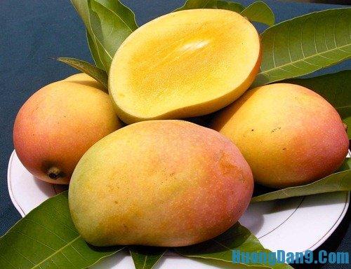 Hướng dẫn cách chọn mua trái cây không bị tẩm hóa chất