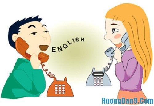 Hướng dẫn học nói tiếng Anh cho người mất căn bản