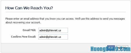 Làm gì khi quên mật khẩu Facebook?