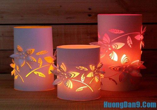 Cách làm đèn lồng giấy nhanh nhất