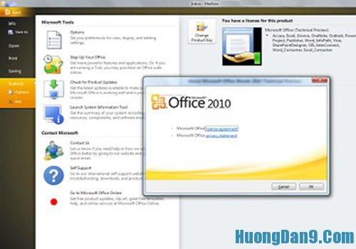 Hướng dẫn tăng dung lượng file đính kèm trong Outlook
