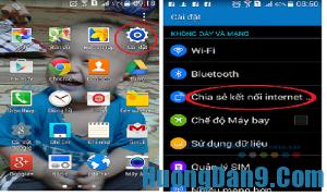 Hướng dẫn cách phát Wi-Fi cho điện thoại Android chi tiết và đầy đủ