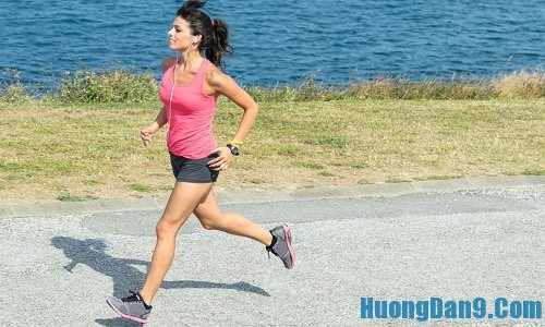 Hướng dẫn giữ đúng tư thế khi chạy bộ đúng cách