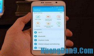 Hướng dẫn khắc phục 5 lỗi thường gặp trên Samsung Galaxy S6