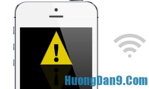 Hướng dẫn cách khắc phục lỗi wifi kém ở iPhone 5 hiệu quả