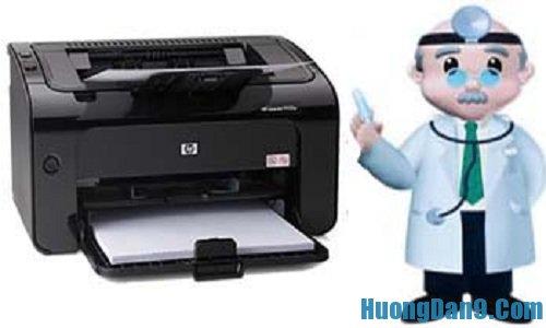Hướng dẫn cách khắc phục một số lỗi thường gặp ở máy in bạn nên biết