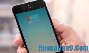 Hướng dẫn khắc phục pin yếu cho iPhone phiên bản iOS 8.4
