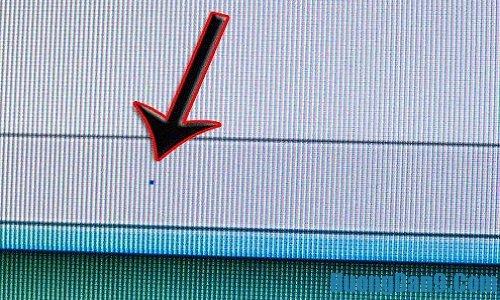 Cách kiểm tra điểm chết trên màn hình máy laptop cũ bạn nên biết
