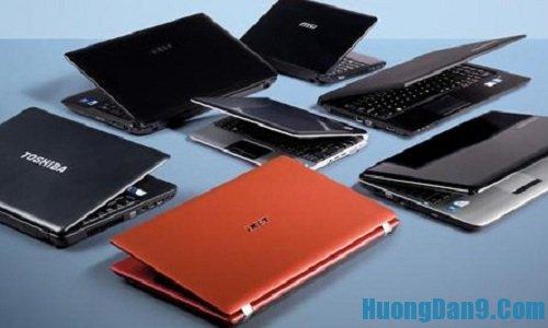 Hướng dẫn kiểm tra tổng thể máy laptop cũ trước khi chọn mua