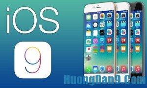 Hướng dẫn nâng cấp iOS 9 cho iPhone, iPad an toàn