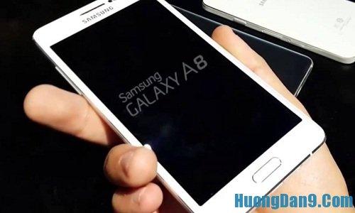 Hướng dẫn cách tăng pin cho điện thoại samsung galaxy A8 hiệu quả bạn nên biết