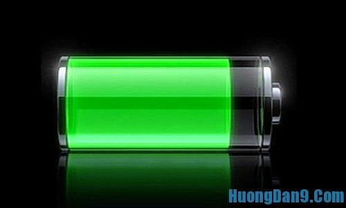 Hướng dẫn tiết kiệm pin cho iphone 6, iphone 6plus hiệu quả