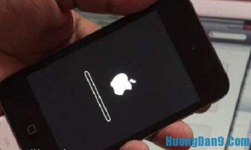 Cách khắc phục lỗi wifi cho iphone, ipad bằng việc restore cho máy