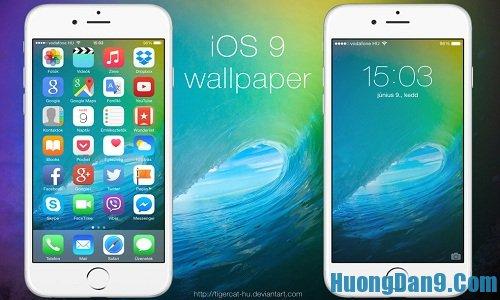 Những tiện ích khi cập nhật ios 9 cho thiết bị iphone và ipad