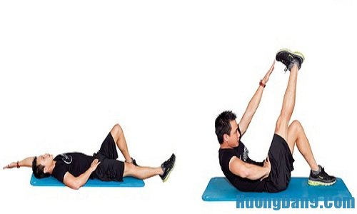 Phương pháp tập cơ bụng 6 múi cực đơn giản hiệu quả