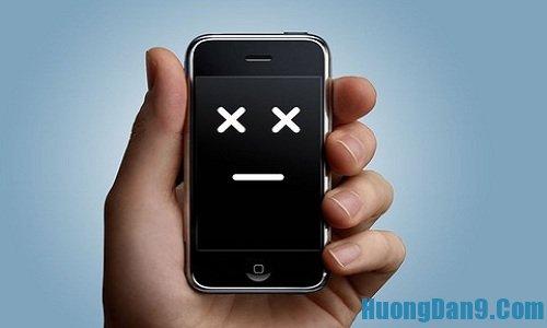 Tham khảo thủ thuật hữu ích trên iPhone khi bị treo máy
