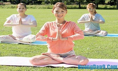 Cần tuần thủ các nguyên tắc trong tập luyện yoga đúng cách bạn cần biết